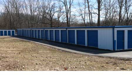 Storage Units in Hillsdale, Michigan