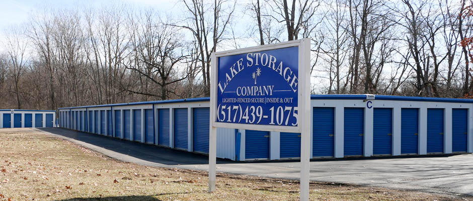 Welcome to Lake Storage Company